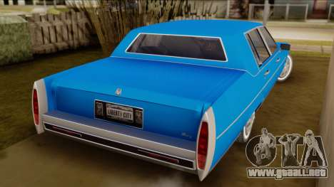 GTA 4 Albany Emperor para GTA San Andreas left