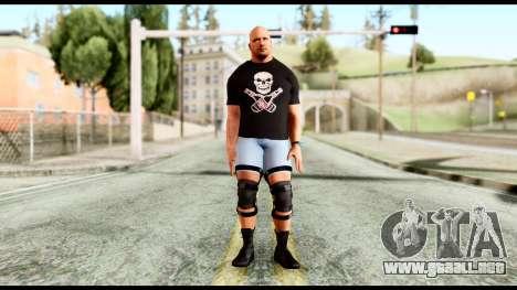 WWE Stone Cold 2 para GTA San Andreas segunda pantalla