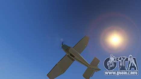 GTA 5 Robin DR-400 quinta captura de pantalla