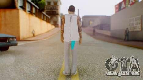 New Cesar HD para GTA San Andreas tercera pantalla