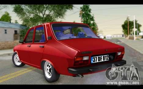 Renault 12 Toros para GTA San Andreas left