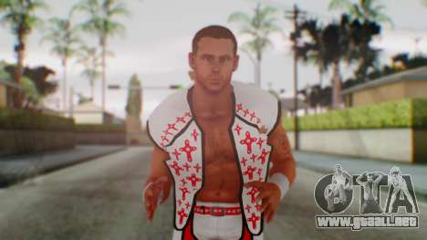 WWE HBK 2 para GTA San Andreas