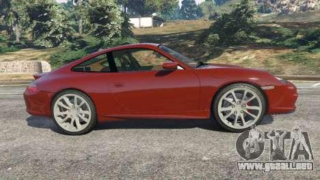 GTA 5 Porsche 911 GT3 2004 vista lateral izquierda