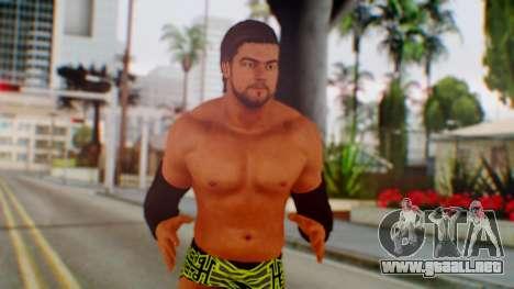 Justin Gabriel para GTA San Andreas
