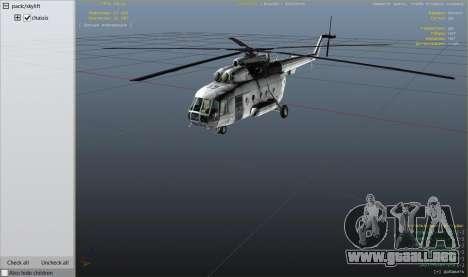 GTA 5 Mi-8 noveno captura de pantalla