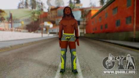 WWE Kofi para GTA San Andreas segunda pantalla
