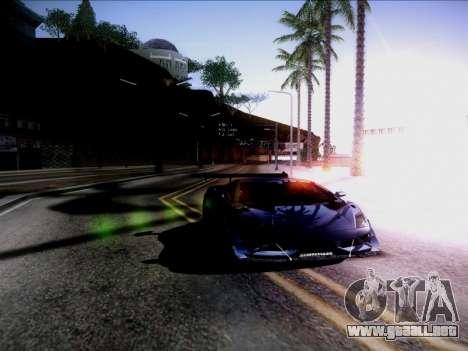 Fija la puesta de sol para GTA San Andreas segunda pantalla