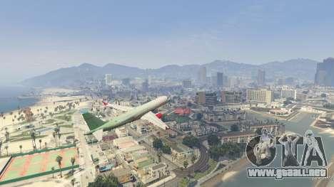 GTA 5 Embraer 195 Wind séptima captura de pantalla