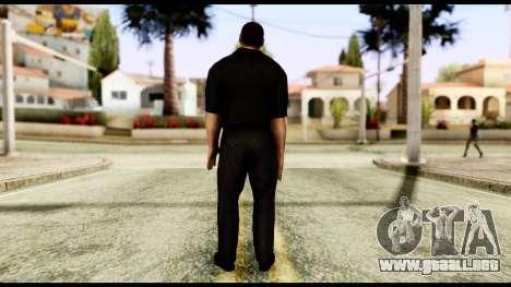 WWE SEC 2 para GTA San Andreas tercera pantalla