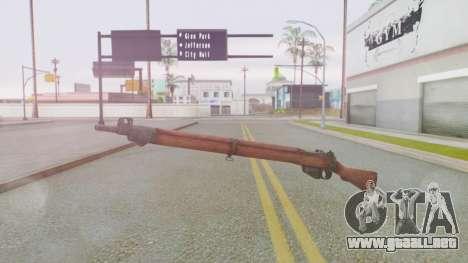 Arma OA Lee Enfield para GTA San Andreas
