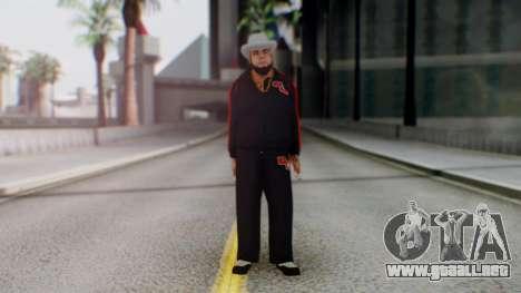 Brodus Clay 2 para GTA San Andreas segunda pantalla
