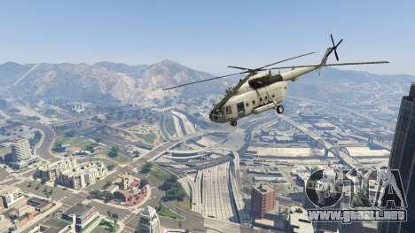 GTA 5 Mi-8 octavo captura de pantalla