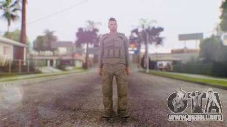 GTA Online Executives and other Criminals Skin 2 para GTA San Andreas segunda pantalla
