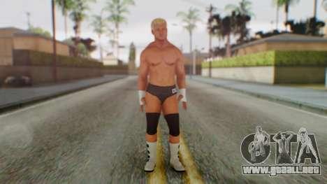 Dolph Ziggler 1 para GTA San Andreas segunda pantalla
