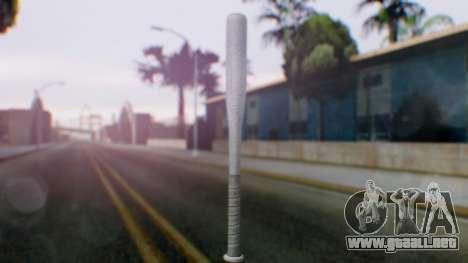 GTA 5 Bat - Misterix 4 Weapons para GTA San Andreas tercera pantalla