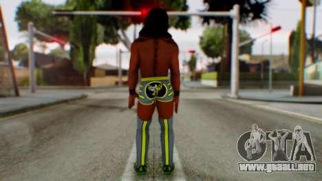 WWE Kofi para GTA San Andreas tercera pantalla