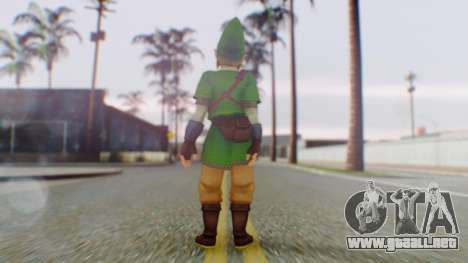 Link para GTA San Andreas tercera pantalla
