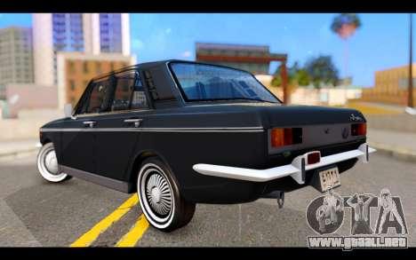 Peykan 1347 Classic para GTA San Andreas left