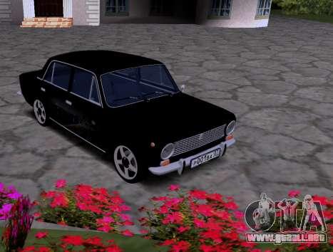 VAZ 2101 KBR para GTA San Andreas left