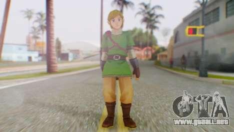 Link para GTA San Andreas segunda pantalla