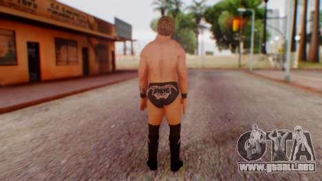 Chris Jericho 2 para GTA San Andreas tercera pantalla