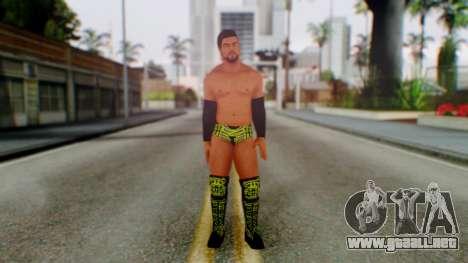 Justin Gabriel para GTA San Andreas segunda pantalla