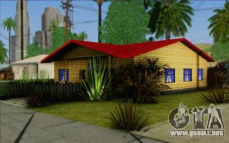 Denise de la nueva casa para GTA San Andreas segunda pantalla