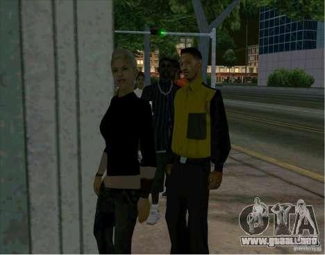 Todo sobre cine para GTA San Andreas tercera pantalla