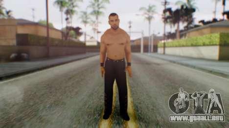 Jinder Mahal 2 para GTA San Andreas segunda pantalla