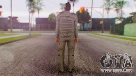 GTA Online Executives and other Criminals Skin 2 para GTA San Andreas tercera pantalla
