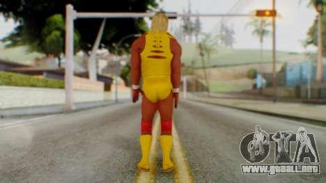 WWE Hulk Hogan para GTA San Andreas tercera pantalla