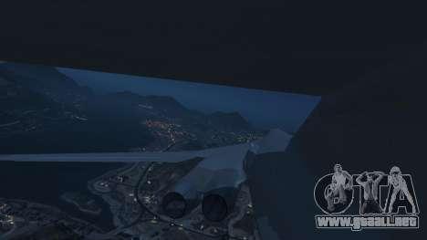 GTA 5 Tu-160 White Swan séptima captura de pantalla