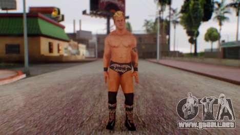 Chris Jericho 2 para GTA San Andreas segunda pantalla