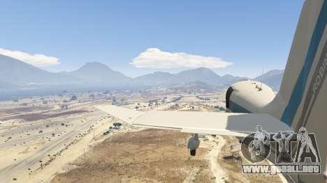 GTA 5 Robin DR-400 séptima captura de pantalla