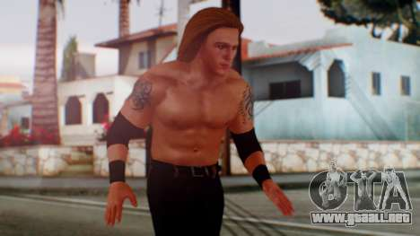 Heath Slater para GTA San Andreas
