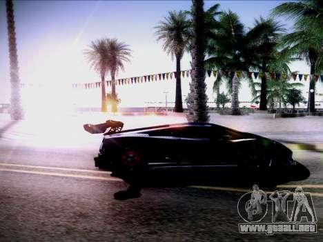 Fija la puesta de sol para GTA San Andreas