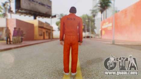 FOR-H Prisoner para GTA San Andreas tercera pantalla