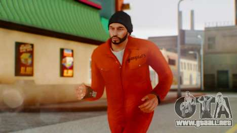 FOR-H Prisoner para GTA San Andreas
