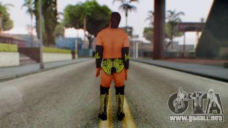 Justin Gabriel para GTA San Andreas tercera pantalla