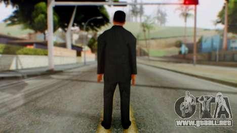 Justin Roberts para GTA San Andreas tercera pantalla
