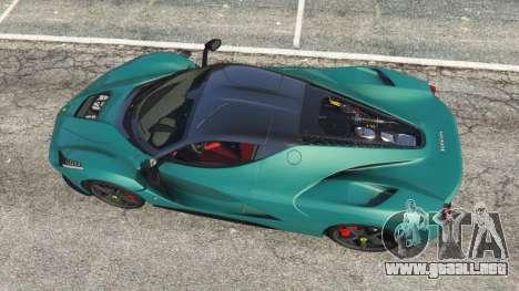 Ferrari LaFerrari 2015 v1.2 para GTA 5