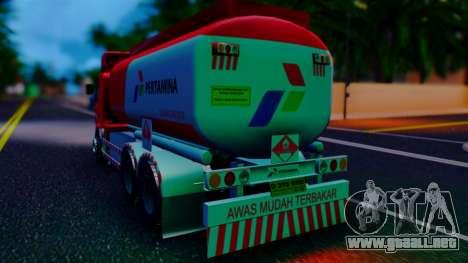 Aero Project Art 0.248 para GTA San Andreas décimo de pantalla