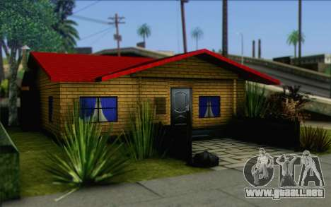 Denise de la nueva casa para GTA San Andreas