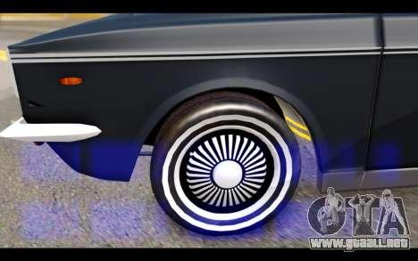 Peykan 1347 Classic para la visión correcta GTA San Andreas
