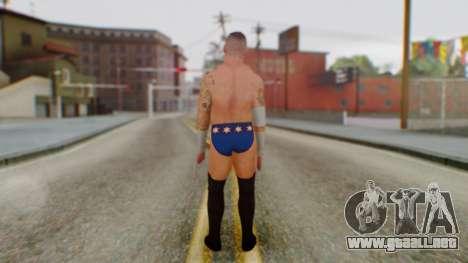CM Punk 2 para GTA San Andreas tercera pantalla