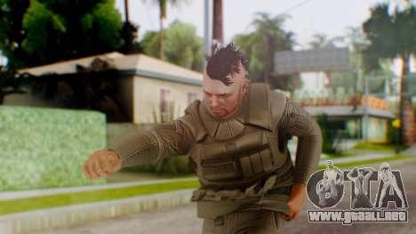 GTA Online Executives and other Criminals Skin 2 para GTA San Andreas