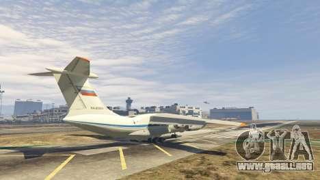 El IL-76 v1.1 para GTA 5