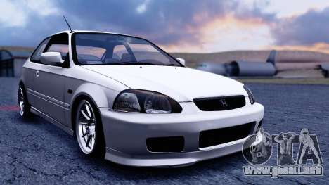 Honda Civic 1.6 Hatchback para GTA San Andreas
