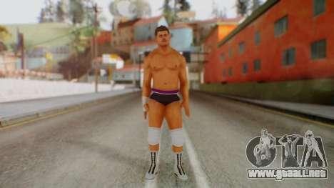 Cody Rhose para GTA San Andreas segunda pantalla