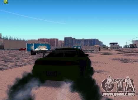 Fast ENB V.31 para GTA San Andreas segunda pantalla